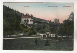 9058, Marienbad, Tschechisch Mariánské Lázně, Kurort Im Westböhmischen Bäderdreieck - Tchéquie