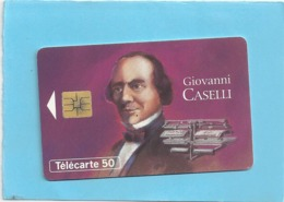 F 451 D  .  CASELLI -  03/1994 . 50 U . SO3 . SIMPLE N° . COTE = 28 € - Frankrijk