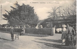 CPA 64 - BIARRITZ, Golf Club, Le Thé Sur La Terrasse - Biarritz