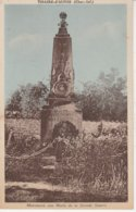 17 - THAIRE D' AUNIS - Monument Aux Morts De La Grande Guerre - France