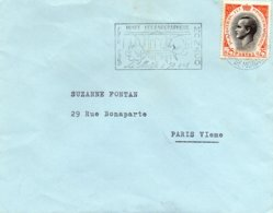 MONACO - FLAMME - Machine Stamps (ATM)