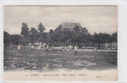"""Corfou. Match De Football """"Paris"""" Contre """"Waldeck"""". - Grèce"""