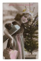 Grete Reinwald 1908y. Belle Fille Fillette LITTLE GIRL D002 - Ritratti