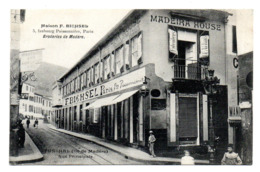 Ile De Madere  Funchal Rue Principale - Otros