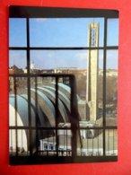 Berlin - St. Canisius - Kirche - Glockenturm - AK Ngl. - Churches & Convents
