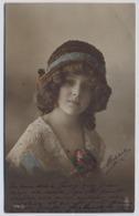 Grete Reinwald 1912y. Belle Fille Fillette LITTLE GIRL D006 - Ritratti