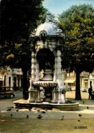 Dep 33 , Cpm BORDEAUX , La Fontaine De La Place Charles Gruet , 33.063.162  (11833) - Bordeaux