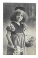 Grete Reinwald 1909y. Belle Fille Fillette LITTLE GIRL D009 - Ritratti