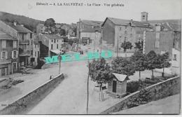 CPA -34 LA SALVETAT -   La Place - Vue Générale - La Salvetat