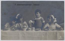 Grete Reinwald 1912y. Belle Fille Fillette LITTLE GIRL POLAND D011 - Ritratti