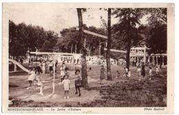 Cpa     Montrichard    Plage  Le Jardin D'Enfants    BE - Montrichard