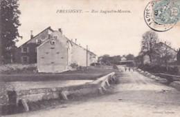 PRESSIGNY           RUE AUGUSTE MASSIN - France