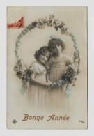 Grete Reinwald  About 1910y. Belle Fille Fillette LITTLE GIRL D017 - Ritratti