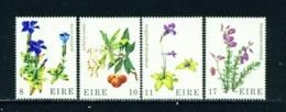IRELAND  -  1978 Wild Flowers Set Unmounted/Never Hinged Mint - Ungebraucht