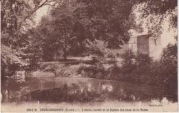 CPAF 82 - COURCOURONNES - L'ANCIEN LAVOIR ET LE SIPHON DES EAUX DE LA VANNE - Evry