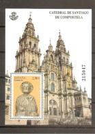 España/Spain-(MNH/**) - Edifil 4729 - Yvert BF 211 - Blocs & Hojas