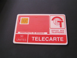 MONACO Phonecards.. - Monaco