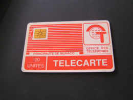 MONACO Phonecards.. - Monace