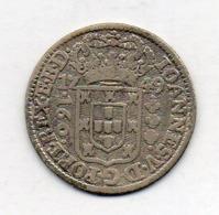 BRAZIL, 160 Reis, 1749, Silver, KM #156 - Brazil