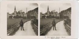 1905 - Bruneck  Brunico  Postertal , Stereofoto 18X9cm. Gute Zustand, 2 Scan - Bolzano (Bozen)
