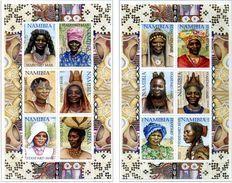 NAMIBIA - 2002 Mi. 1061-1072 - BLOC NEUF REF950  - MINT SHEETS ** Sans Charniere - Namibië (1990- ...)