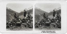 1905 - HIMALAYA  Kumaon  Uttarakhand , Stereofoto 18X9cm. Gute Zustand, 2 Scan - India