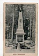 E288 BRILON  Kriegerdenkmal - Brilon