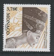 MONACO 2012 Discovery Of The Bust Of Nefertiti: Single Stamp UM/MNH - Monaco