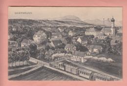 OLD POSTCARD  GERMANY - DEUTSCHLAND -  BAIERBRUNN - München