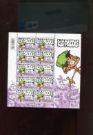 Belgie 2012 4294 Kidpaddle BD Comics Strips Full Sheet RR - Panes