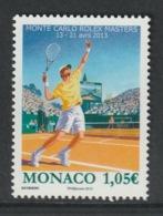MONACO 2013 Monte-Carlo Rolex Masters: Single Stamp UM/MNH - Unused Stamps