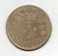 BRAZIL, 300 Reis, 1755 R, Silver, KM #186 - Brazil