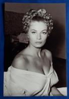 ANITA EKBERG # Sexy Pin-Up Portrait # Großes XXL-Star-Photo, Ca. 20,5 X 30,5 Cm # [19-4081] - Fotos