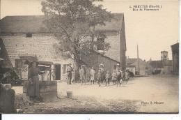 FRETTES - Rue De Pierrecourt - France