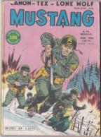 MUSTANG N° 89. Août 1983 - Mustang