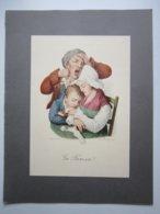 L.Bailly 1824 - La Paresse - Alte Papiere