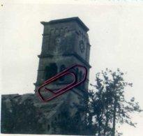 Basse Yutz L Eglise Detruite  1945 - Thionville