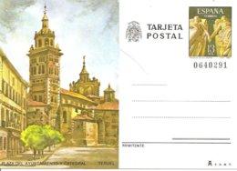 España/Spain -Entero Postal - Edifil 124 (MNH/**) - Enteros Postales