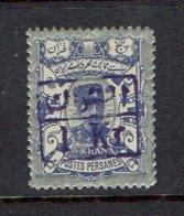 IRAN..1894...Scott # 102 - Iran