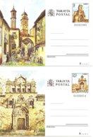España/Spain -Entero Postal - Edifil 127-28 (MNH/**) - Enteros Postales