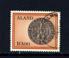 ALAND  -  1984 Definitives 10m Used As Scan - Aland