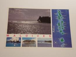 Malediven (gelaufen ,  1988); H39 - Maldiven