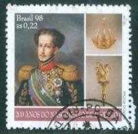 BRAZIL #2692  - EMPEROR  DOM PEDRO L   -  USED - Brazilië