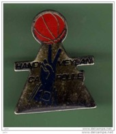 BASKET BALL *** HANDI MEYLAN - CA ROULE *** 1070 - Basketbal