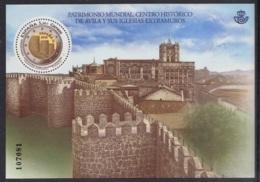 6.- SPAIN ESPAGNE 2019 WORLD HERITAGE AVILA - Castillos