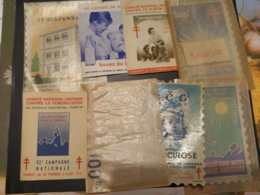 Timbres Français Neuf - Colecciones (en álbumes)