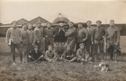 Morane-Saulnier - Carte Photo - 1914-1918: 1st War