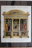 Vatikan Block 27 Mit 1551-1552 ** Postfrisch #RZ065 - Ohne Zuordnung