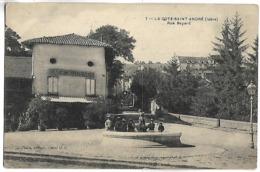 LA COTE SAINT ANDRE - Rue Bayard - La Côte-Saint-André