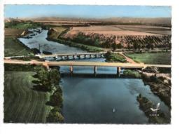 ROSIERES AUX SALINES (54) - Le Pont De La Meurthe Et L'Autoroute - Autres Communes